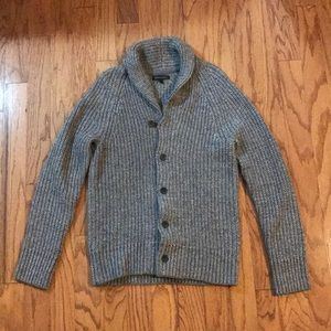 Banana Republic Shawl-Collar Cardigan